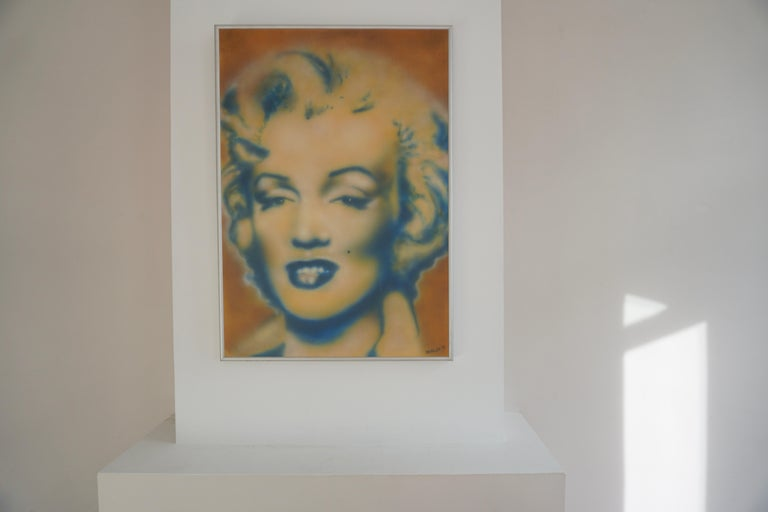 North American Marilyn Monroe by Ian Miller For Sale