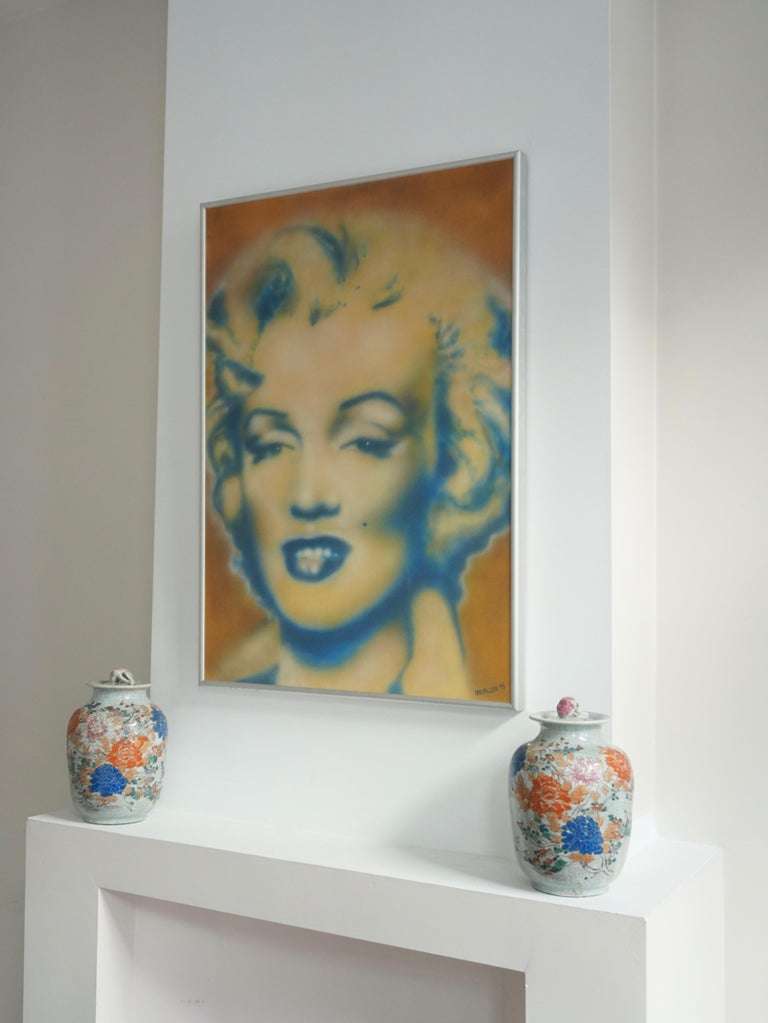 Marilyn Monroe by Ian Miller In Good Condition For Sale In Antwerp, BE