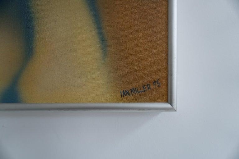 Canvas Marilyn Monroe by Ian Miller For Sale