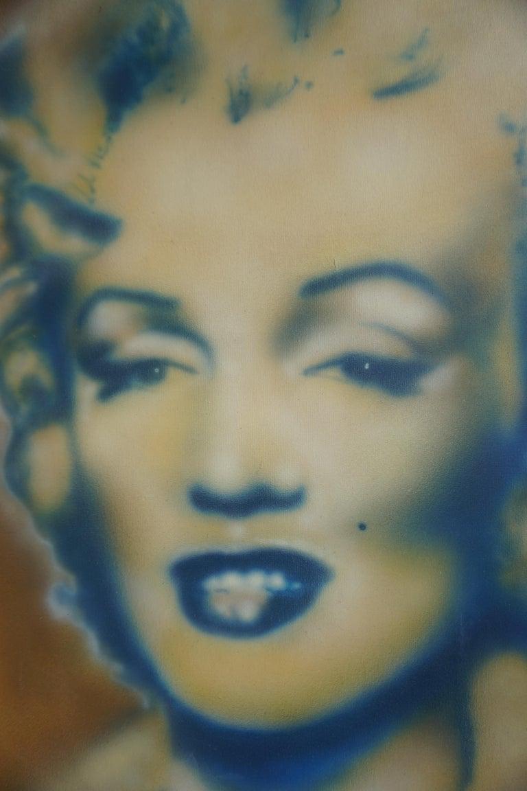 Marilyn Monroe by Ian Miller For Sale 1