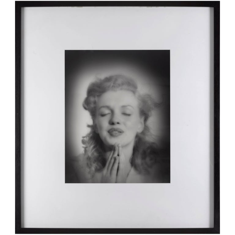 Marilyn Monroe 'Tobey Beach Prayer'