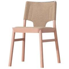 Marimba 110 Brown Chair by Emilio Nanni
