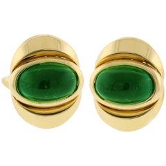 Marina B Oca Green Tourmaline Earrings