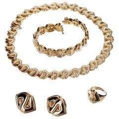 Marina B Soroya Jewelry Suite