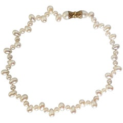 Marina J. Pearl Pet Collar or Necklace with Magnetic Clasp