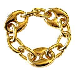 Marinalink Bracelet 18 Karat yellow Gold