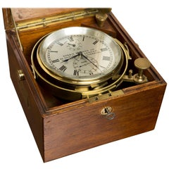 Marine Chronometer by Dobbie McInnes Ltd 10031, Glasgow
