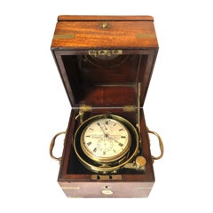 Marine Chronometer by J A Walker of Liverpool, circa 1860