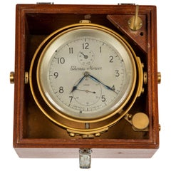 Marine Chronometer by Thomas Mercer of St. Albans