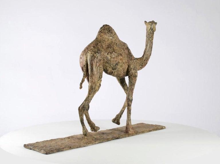 Camel, Animal Bronze Sculpture For Sale 1