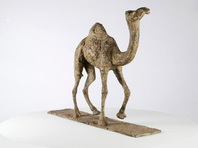 Camel, Animal Bronze Sculpture For Sale 2