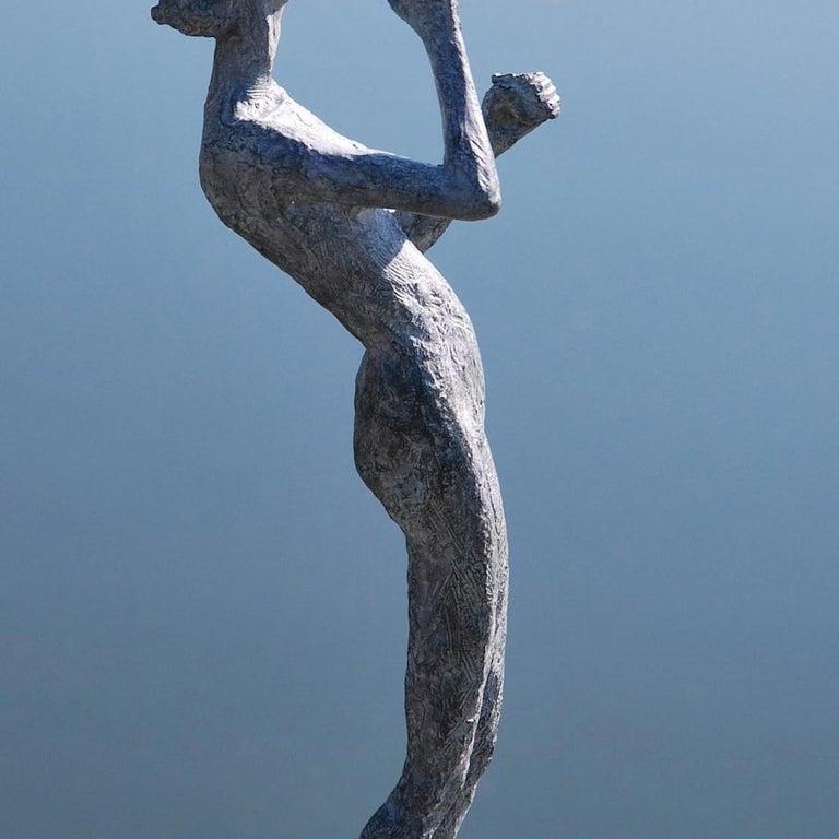 Wandering Light - Contemporary Sculpture by Marine de Soos