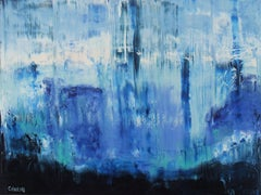 Ocean 37, Painting, Oil on Canvas