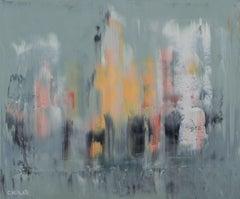 Ocean 49, Painting, Oil on Canvas