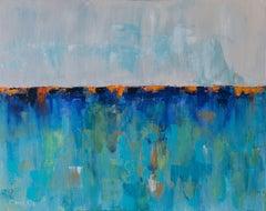 Ocean 59, Painting, Acrylic on Canvas
