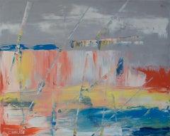 Ocean 66, Painting, Oil on Canvas