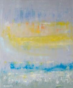 Ocean 70, Painting, Oil on Canvas