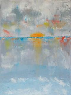 Ocean 72, Painting, Oil on Canvas
