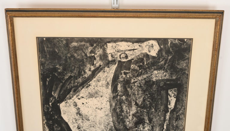 Marino Marini Lithograph