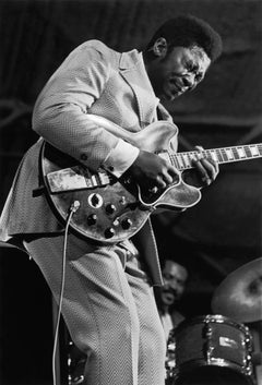 B.B. King, Coral Gables, Florida