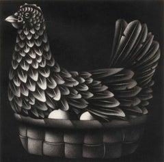 Poule (Hen nesting)