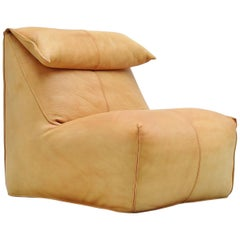Mario Bellini Bambole Lounge Chair, Italy, 1972