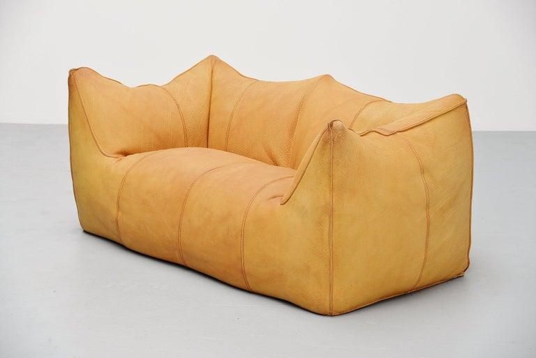 Late 20th Century Mario Bellini Bambole Sofa B&B, Italia, 1972 For Sale