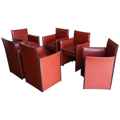 Mario Bellini 'Break' Armchairs