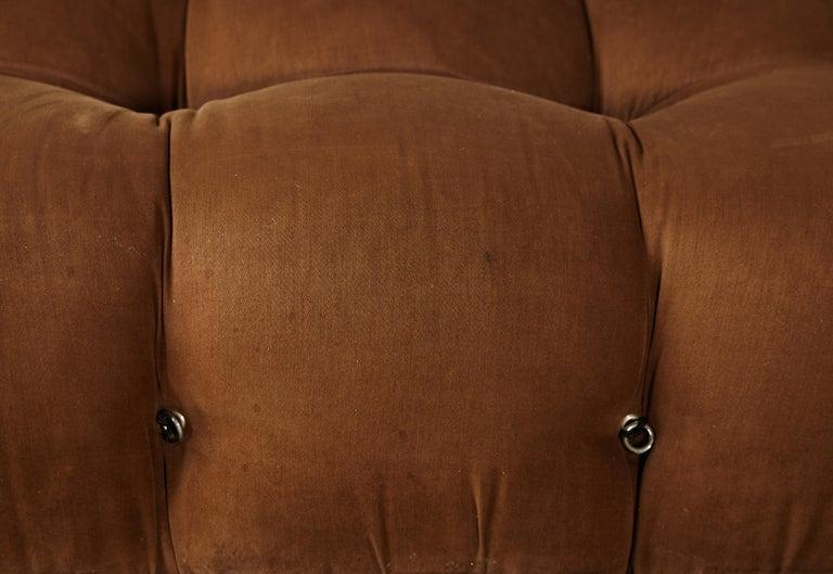 Mario Bellini 'Camaleonda' Modular Sofa, B&B Italia, 1970s, for Reupholstery 1