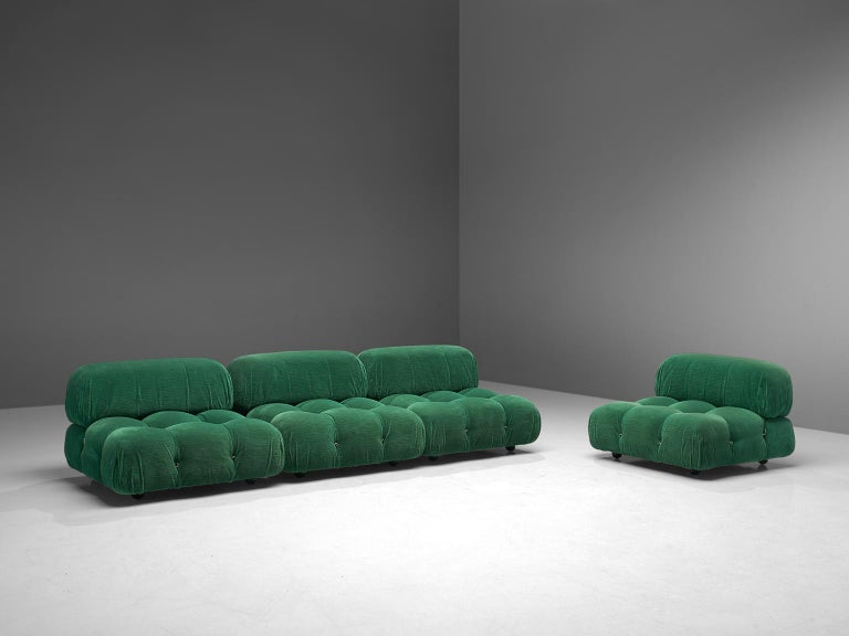 Used Brown Sectional For Sale