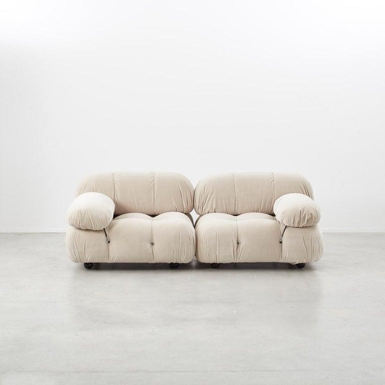 Late 20th Century Mario Bellini Camaleonda sofaMario Bellini Camaleonda sofa for B&B Italia, 1971 For Sale