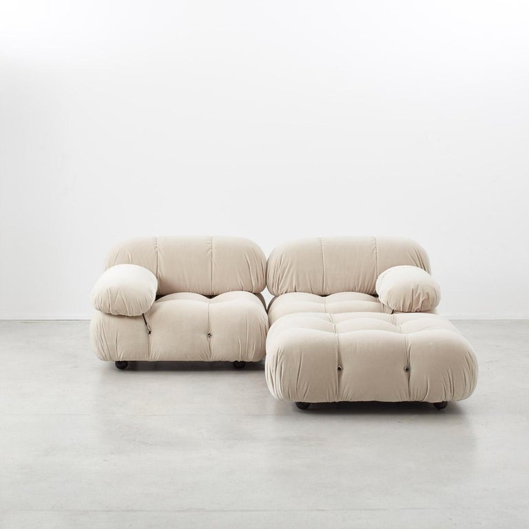 Upholstery Mario Bellini Camaleonda sofaMario Bellini Camaleonda sofa for B&B Italia, 1971 For Sale