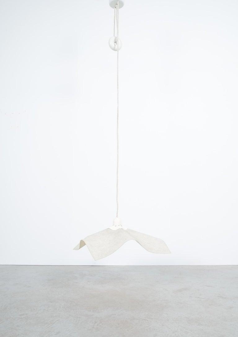Italian Mario Bellini Counterweight Pendant Lamp Area 50 by Artemide, Italy, 1976 For Sale