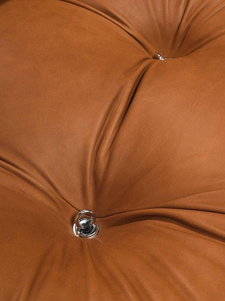 Mario Bellini Customizable 'Camaleonda' Modular Leather Sofa For Sale 2