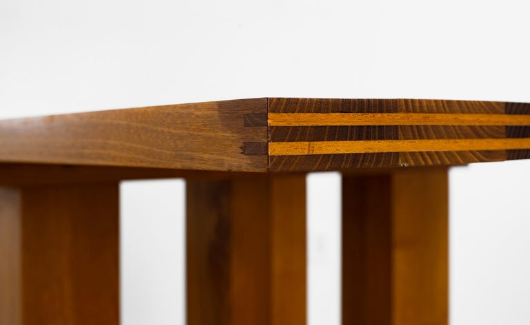 Mario Bellini Dining Table For Sale 1