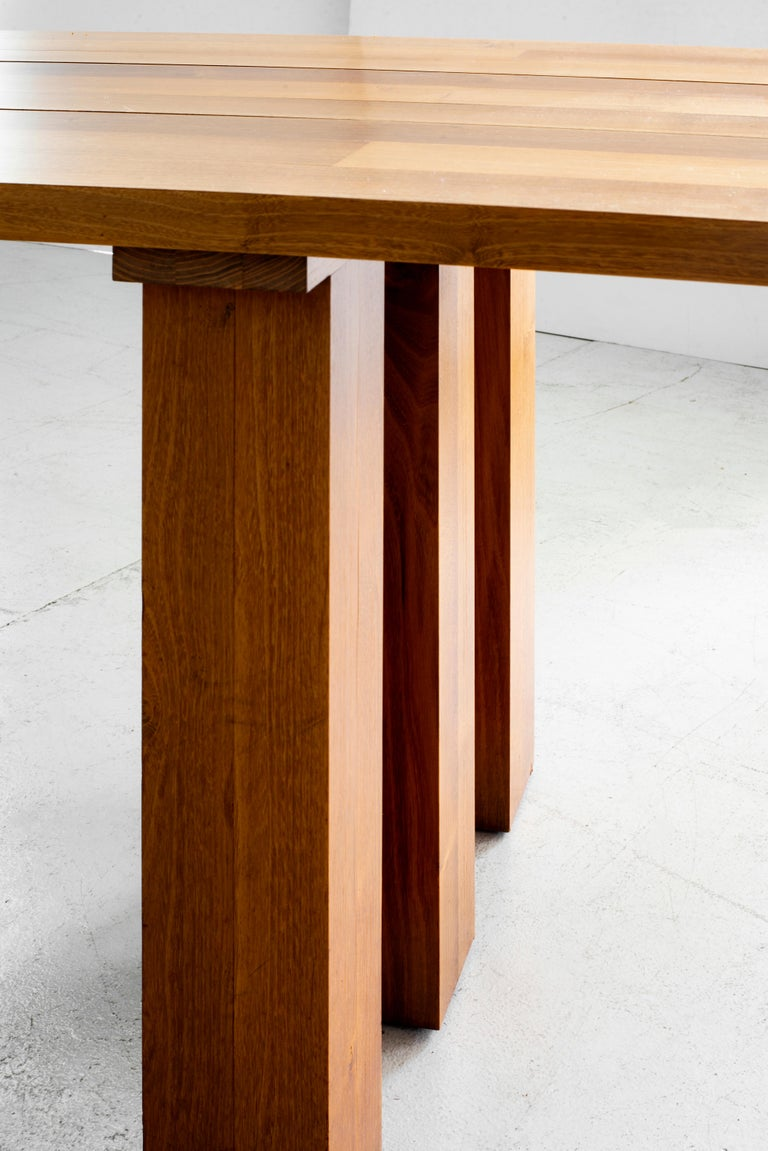 Mario Bellini Dining Table For Sale 2