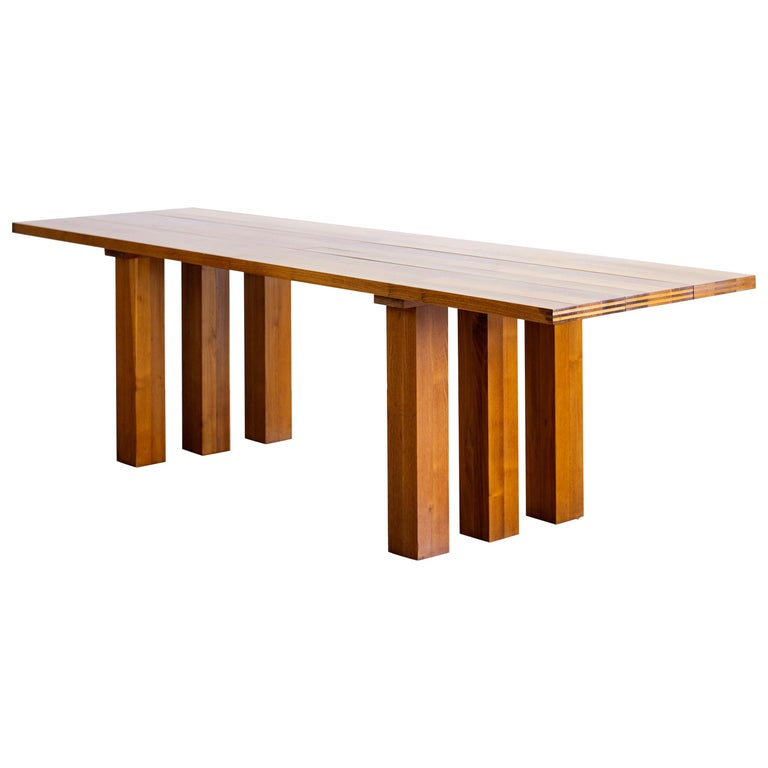 Mario Bellini Dining Table For Sale
