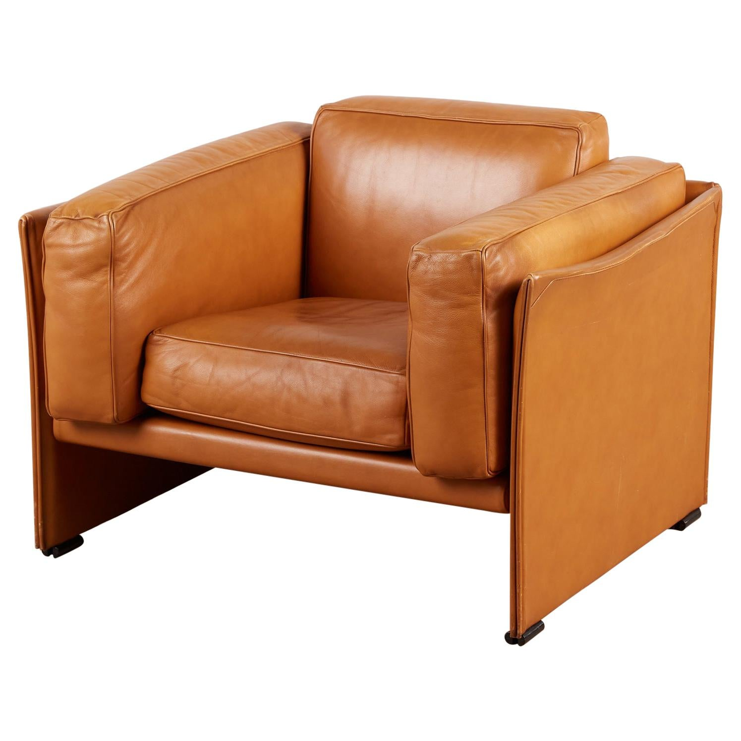 """Mario Bellini """"Duc"""" Lounge Chair for Cassina"""