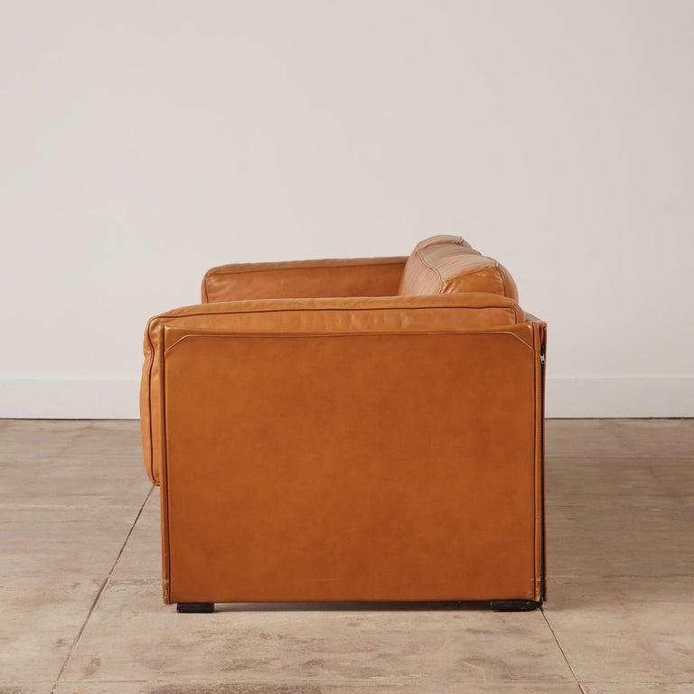 Leather Mario Bellini
