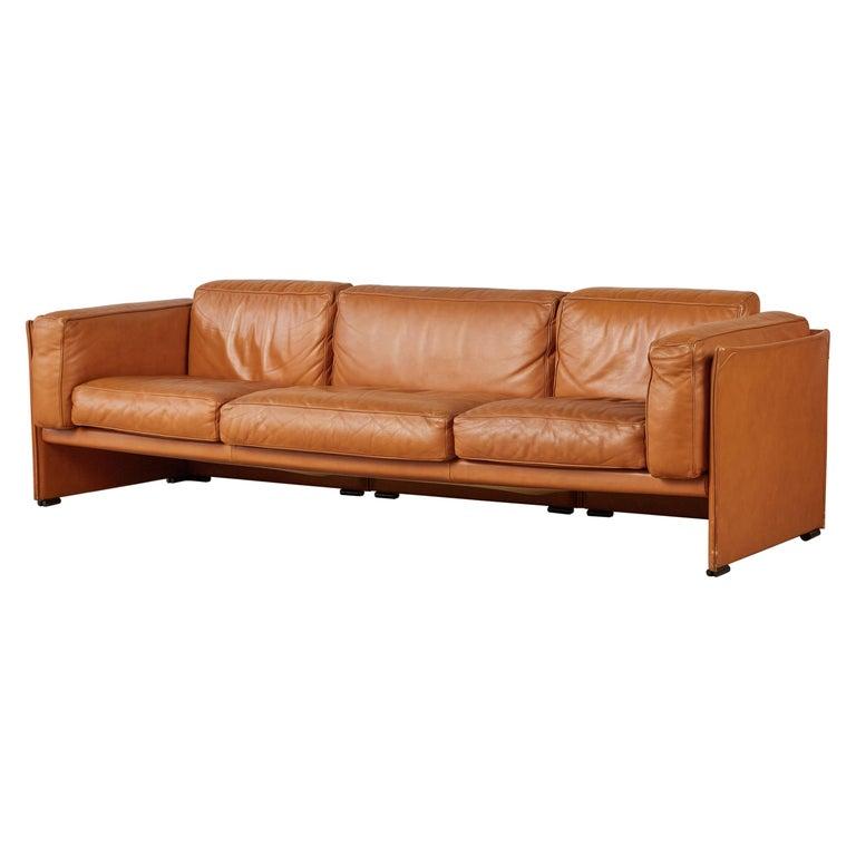 "Mario Bellini ""Duc"" Sofa for Cassina For Sale"