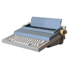 Mario Bellini, ET Personal 55 Portable Typewriter for Olivetti 1985-86