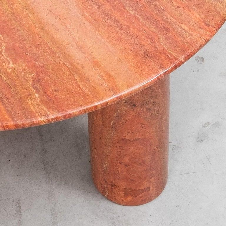 Mario Bellini Il Collonato Marble Table In Excellent Condition For Sale In London, GB