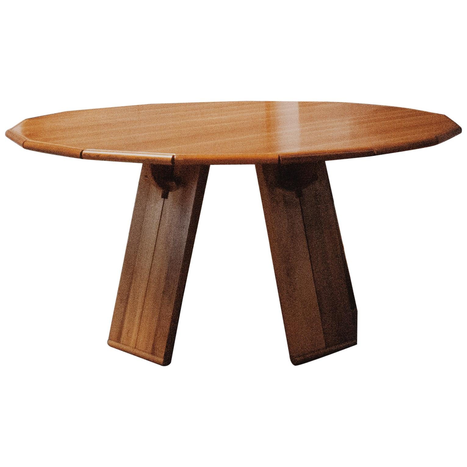 """Mario Bellini """"La Loggia"""" Dining Table for Cassina, 1977"""