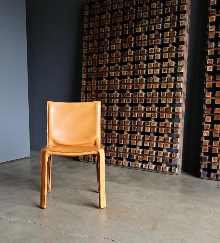 Mario Bellini Leather