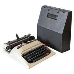 Mario Bellini, Lettera 12 Portable Typewriter for Olivetti 1976-77