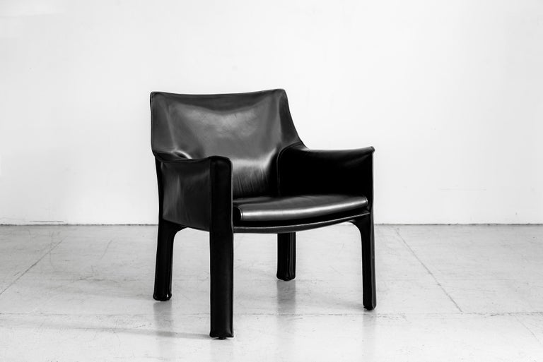 Mario Bellini Lounge Chairs For Sale 6