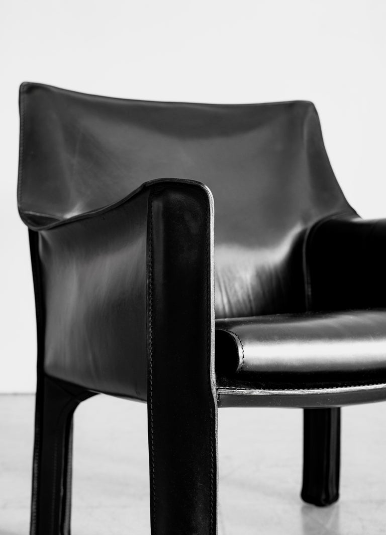 Mario Bellini Lounge Chairs For Sale 7