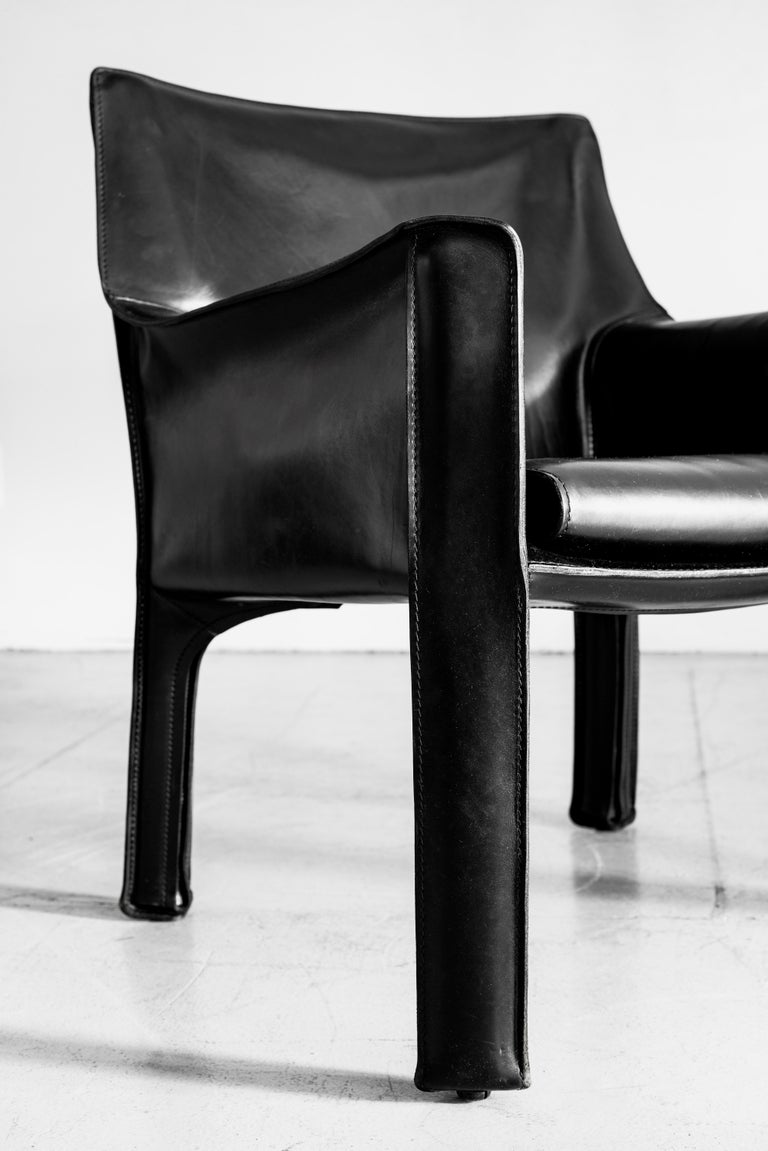 Mario Bellini Lounge Chairs For Sale 8