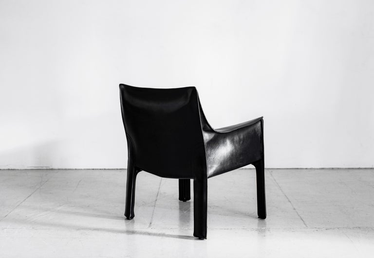 Mario Bellini Lounge Chairs For Sale 1