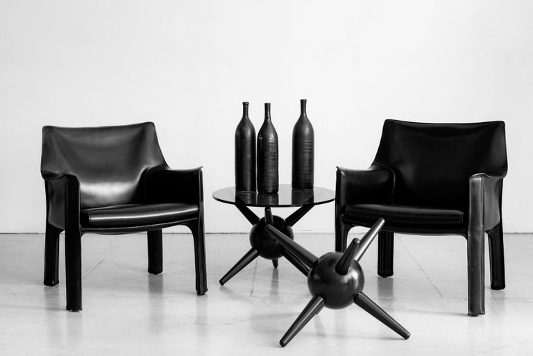 Mario Bellini Lounge Chairs For Sale 3